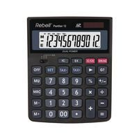 REBELL PANTHER 12 BX DESKTOP CALC