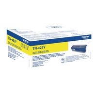 BROTHER TN423Y HY YELLOW TONER CART