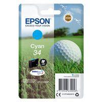 EPSON CYAN 34 DURABRITE INK