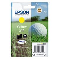 EPSON YELLOW 34 DURABRITE INK