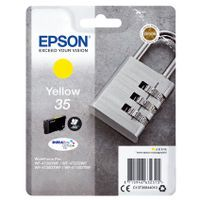 EPSON YELLOW 35 DURABRITE INK