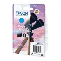 EPSON 502 INK CYAN CARTRIDGE