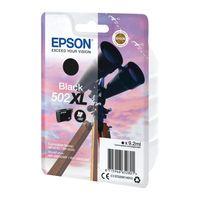 EPSON 502XL INK BLACK CARTRIDGE