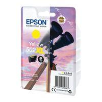EPSON 502XL INK YELLOW CARTRIDGE