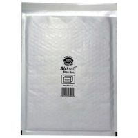 JIFFY AIRKRAFT WHT 260X345MM PK50