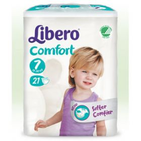 Libero Comfort 7 Extra Large X Pack of 21