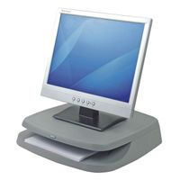 FELLOWES BASIC MONITOR RISER