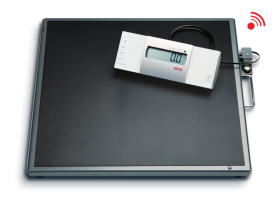 seca 635r Electronic flat scale with RS232