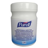 PURELL ANTIMICROBIAL WIPES PK270