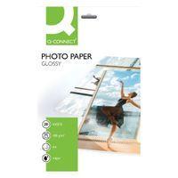 Q-CONNECT PHOTO GLOSS PAPER A4 180GS