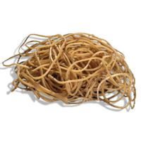 Q-CONNECT RUBBER BANDS 500GM 648-4297