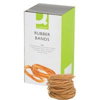 Q-CONNECT RUBBER BANDS 500G 648-4423