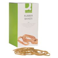Q-CONNECT RUBBER BANDS 500G 648-4946