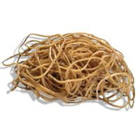 Q-CONNECT RUBBER BANDS 500GM 648-5317