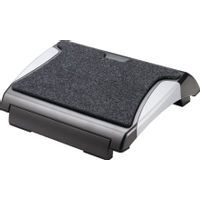 Q-CONNECT FOOT REST WITH CARPET