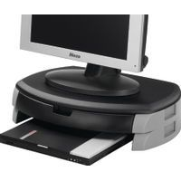 Q-CONNECT MONITOR/PRINTER STAND/DRWR