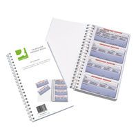 Q-CONNECT TELE MESSAGE BOOK 200 MSGS