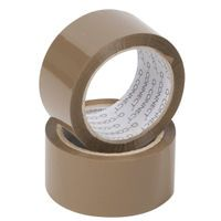 Q-CONNECT PACKAGING TAPE BUFF