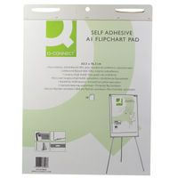 Q-CONNECT SELF-AD A1 FLIPCHART PAD