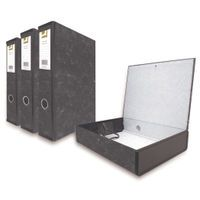 Q-CONNECT BOX FILE FS CLOUD GREY P10
