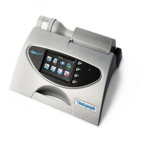 Vitalograph 6000 Alpha Touch Spirometer with Spirotrac Software [Pack of 1]