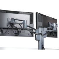 SMART FIT DUAL MONITOR ARM
