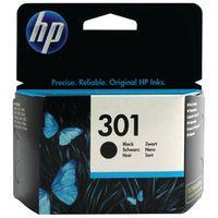 HP NO.301 BLACK INK CART