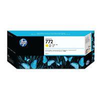 HP 772 YELLOW INK CARTRIDGE CN630A
