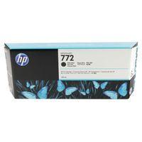 HP 772 INK CART 300ML MATTE BLK