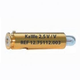 Kawe W57616 Replacement 2.5V Bulb for All Ophthalmoscopes