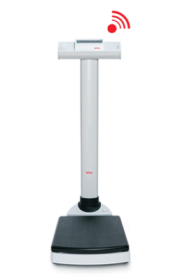 seca 704 Electronic column scale with wireless data transmission