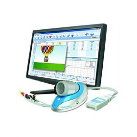 Vitalograph BT12 Resting 12-Lead ECG with Spirotrac Software [Pack of 1]