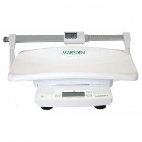 Marsden M-400-80D Portable Baby Scale w/ Digital Height Rod