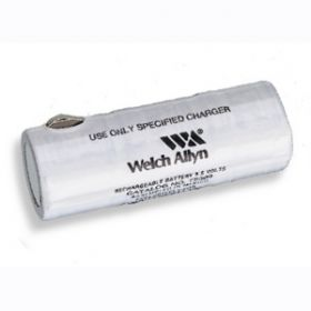 Welch Allyn 72200 3.5V Rechargeable Battery - Black