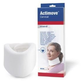 Actimove Cervical Neck Collar Firm Density - XLarge Low Neck Collar [Pack of 1]