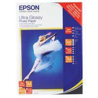 EPSON ULTRA GLOSSY PHOTO PAPER A4