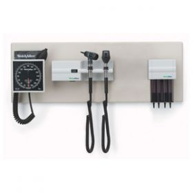 Welch Allyn 76794-M4 Integrated 767 Wall Set with Macroview Otoscope