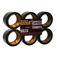 3M LOW NOISE PKNG TAPE 50MM X 60M