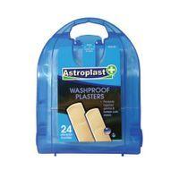 WALLACE WATERPROOF PLASTER BLUE P12