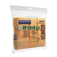 WYPALL MICROFIBRE CLOTH YEL PK6 8394