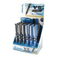V5 HI-TECPNT RBALL DIS BLK/BLU PK24