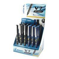 V7 HI TECPNT RBALL DIS BLK/BLU PK24