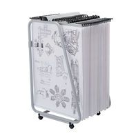 VISTAPLAN FRONT LOAD TROLLEY CARRIER