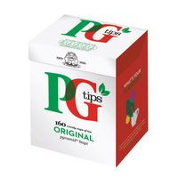 PG TEA 160S BOX