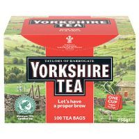 YORKSHIRE TEA 1 CUP TAGGED PK100