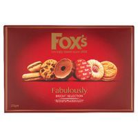 FOXS FABULOUSLY BISC SELECTION 275G