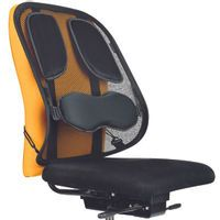 FELLOWES PROF MESH BACK SUPPORT