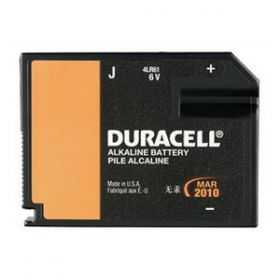 Duracell Alkaline Battery 6 V [Pack of 10]
