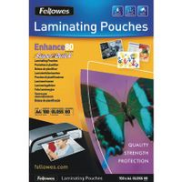 FELLOWES A4 SUPER QUICK LAM POUCH