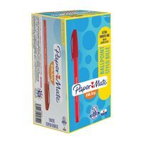 PAPERMATE INKJOY 100 STICK BPEN RED
